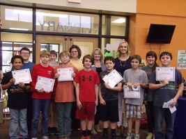 Beebe Middle School Geography Bee