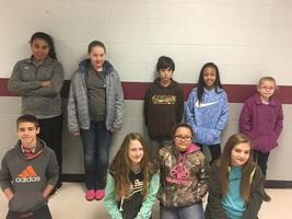 Students of the Week January 16